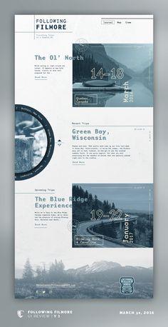 Web design trends backgrounds _ webdesign trends hi. Web Design Trends, Design Websites, Site Web Design, Design Page, Graphisches Design, Flat Design, Homepage Design, Email Design, Design Elements