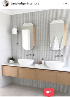 Home Interior Wood Super slim shaker cabinet.Home Interior Wood Super slim shaker cabinet Bathroom Renos, Laundry In Bathroom, Bathroom Faucets, Small Bathroom, Master Bathroom, Washroom, Bathroom Remodeling, Bathroom Wall, Bathroom Lighting