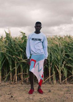 Orange Culture Fall Winter 2016 Otoño Invierno -#Menswear #Trends #Tendencias #Moda Hombre #Africa