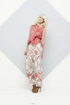 MAURIE & EVE SPRING 12