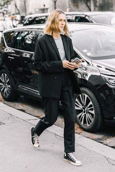 New fashion week street style man vogue paris 32 ideas Look Fashion, Daily Fashion, Paris Fashion, Everyday Fashion, Looks Street Style, Looks Style, Fashion Weeks, Outfit 2017, Printemps Street Style