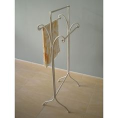 Toallero Forja Blanco Roto #Ambar #Muebles #Deco #Interiorismo #Outlet