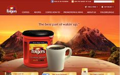 Flogers Coffee Website