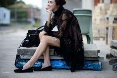 2015 Australian Fashion Week Street Style