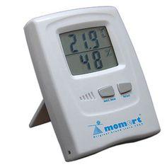 Higrometru cu Termometru Digital