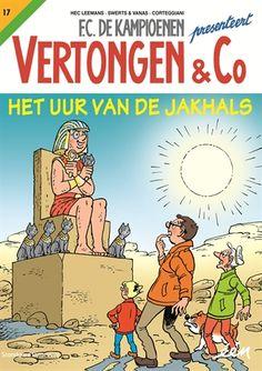 Vertongen&Co 17 Het uur van de Jakhals  http://www.wpg.be/standaard-uitgeverij/17-het-uur-van-de-jakhals