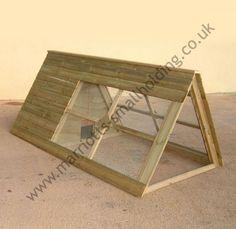 Large Poultry Ark 8ft x 4ft - Jim Vyse Arks - £312.50 ex. VAT