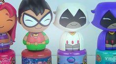 Toys Unlimited NEW! TEEN TITANS GO! Dorbz, Funko Fullt, Special Edition ...
