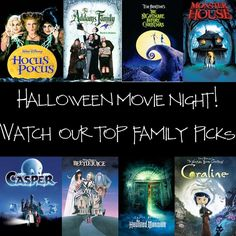 kids halloween movies lists a bunch of halloween movies for kids for a variety of ages halloween pinterest halloween movies movie list and movie - Kid Friendly Halloween Movie