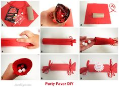 Treats for party Canada Day Party, Homemade Gifts, Diy Gifts, Canada Day Crafts, Christmas Party Favors, Christmas Ideas, Toilet Paper Roll Crafts, Diy Party Decorations, Easy Diy Crafts