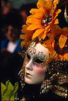 Got a change to visit Venice a few times...one of the times was Venice Carnival...