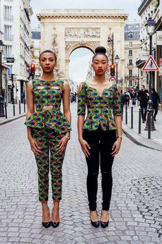 Pour sa collection 2016, la créatrice Natacha Baco fait à nouveau sensation avec ce sens de la créativité et du détail qu'on lui connait. Natacha Baco n'est normalement plus à présenter pour tout fan d'imprimés africains qui suit les tendances. Originaire du congo, Natacha baco est créatrice à la fois de vêtements, d'accessoires et de ...