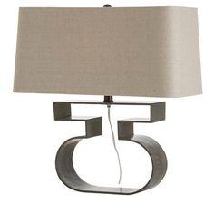 FRANKLIN LAMP, In Stock, Arteriors