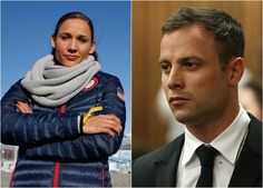 Oscar Pistorius Jail Sentence 2014; Lolo Jones Offers Support, 'My Dad Was in Prison For Murder' Amid First Night in Prison [VIDEO]