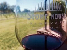 Picture perfect day at Stonehouse Vineyard! Photo by my husband, Brian Kaleh. #txwine