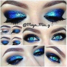 Well, make up for new year. #makeup #makeuptips #beauty #beautytips #lipgloss #lips #stylishfashion #eyeshadow #eyemakeup #eyemakeuplook #eyemakeupeveryday