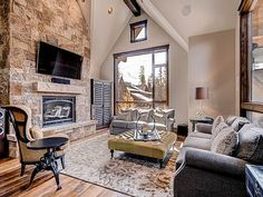 Townhome vacation rental in Breckenridge, CO, USA from VRBO.com! #vacation #rental #travel #vrbo
