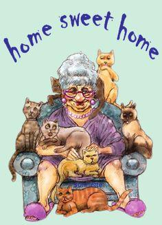 retour à la maison