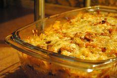 gotuj się do gotowania!: Najtańsza zapiekanka makaronowa