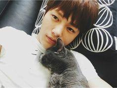 Myungsoo instagram update