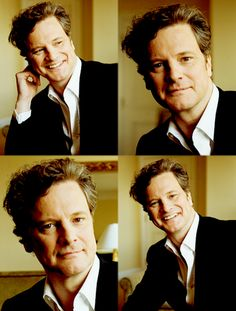 Colin Firth. You will never know how much I love and respect you.