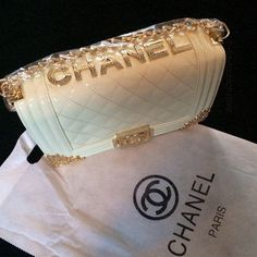 quilted chanel
