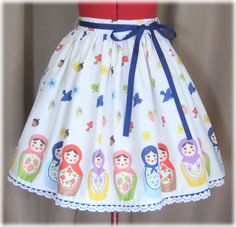 Matryoshka Skirt