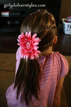Girly Do Hairstyles: By Jenn: Growing Pains...