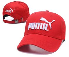 PUMA Unisex-Child Cap and Flatbill Snapback Hats