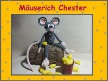 "Häkelanleitung/ebook ""Mäuserich Chester"""