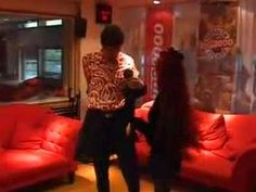 Hans krijgt dansles van Penney de Jager