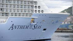 Anthem of the Seas' voyage cut short by storm -- again - CNN.com