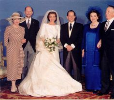 Prince Kardam of Bulgaria married Miriam Ungria on July 11, 1996 in Madrid.