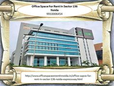 Please call us 9910006454 for best deal in leasing and sale purchase of plots and building at sector 136 noida expressway. http://www.officespaceonrentinnoida.in/office-sapce-for-rent-in-sector-136-noida-expressway.html