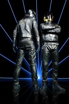 Daft punk photography