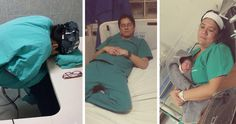 Doctors Post Pics Where They Sleep At Work To Defend Med Resident Caught Asleep | Bored Panda