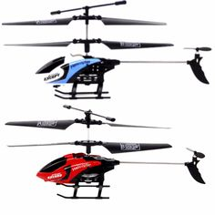 Original RC Helicopter 3.5CH 2.4GHz Mode 2 RTF Gyro Remote Control Helicopters