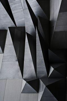 fiore-rosso: coop himmelb(l)au. Architectural Pattern, Architectural Elements, Art And Architecture, Architecture Details, Himmelblau, Geometric Lines, Installation Art, Textures Patterns, Pattern Design