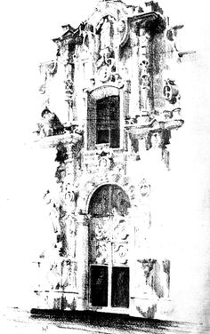 Dibujos de Norberto Dorantes.