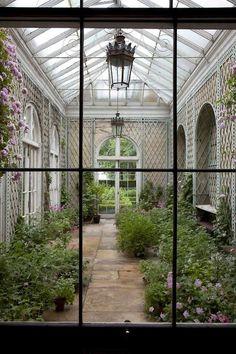 Conservatory thefullerview:  (via Pinterest)