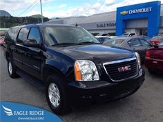2014 GMC Yukon XL 1500  4WD V8 Auto 9 Passenger w/ Leather for sale at Eagle Ridge GM in Coquitlam, near Vancouver!  http://eagleridgegm.com http://facebook.com/eagleridgegm http://twitter.com/eagleridgegm