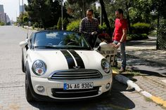 MINI Roadster 1. Gün Macerası