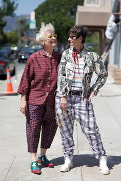 20 Of The Most Stylish Senior Couples Ever