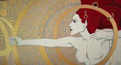 Eros & Psyche, detail