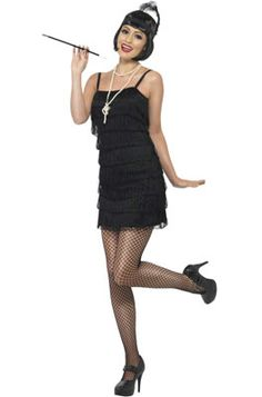 Flapper Instant Accessory Kit for #Halloween #flappers #costumes #theroaring20s