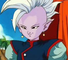 """When I first saw the Supreme Kai. I had always thought he was going to be this """"great power."""" Something mysterious and foreign with his abilities. Unhindered and unmatched by any--except maybe Goku's Super Saiyan 3 status. But, as Supreme Kai's character grew. I was confused by Supreme Kai's level of power. And if he was any stronger than the Grand Kai... #SonGokuKakarot"""