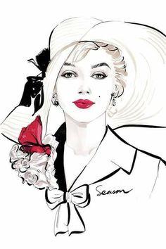 ★ Marilyn Monroe ♡ Old Hollywood ★ Marilyn Monroe Stencil, Marilyn Monroe Drawing, Marilyn Monroe Old, Marilyn Monroe Painting, Portraits, Portrait Art, Image Deco, Celebrity Drawings, Norma Jeane