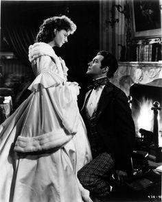 Greta Garbo & Robert Taylor - CAMILLE