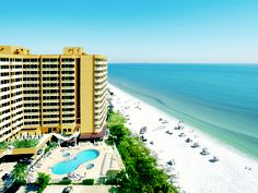 Readers' Choice Award Winner: DiamondHead Beach Resort & Spa (Fort Myers Beach, FL via Sunstream Hotels & Resorts Pinterest)