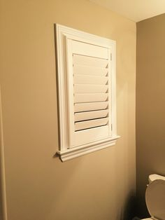Shade O Matic shutter blinds